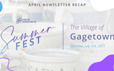 Newsletter Recap | April 2021